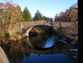 Bridge over the River Moidart